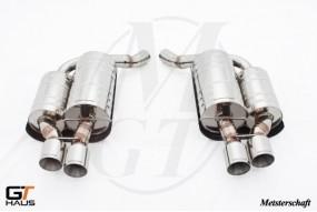 Echappement Meisterschaft BMW GTS 90mm