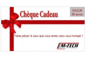 Chèque Cadeau Motortech