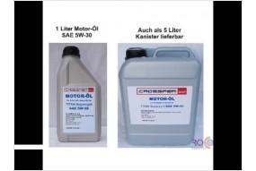 Huile Performance 10W60 - BMW / MB / VW