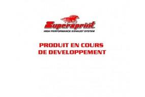 Silencieux Central AUDI A3 8L 1.8 TFSi (160 CV) 08-Supersprint